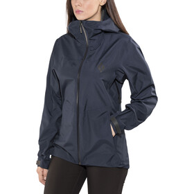 Black Diamond Liquid Point - Veste Femme - bleu